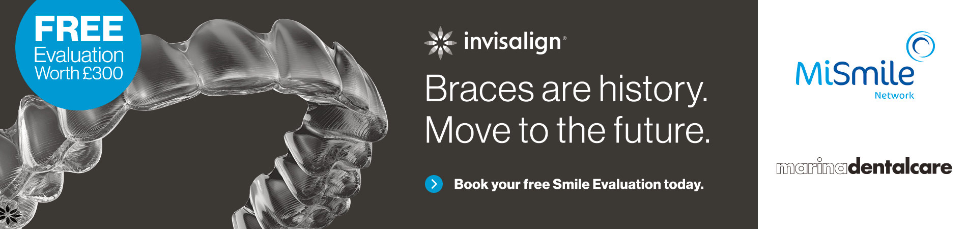 best invisaling Braces for adults and  kids in Brighton